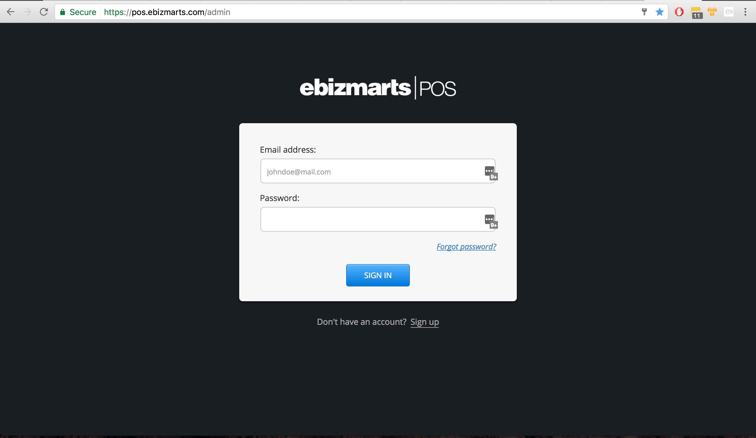 POS by Ebizmarts - Point of Sale for Magento
